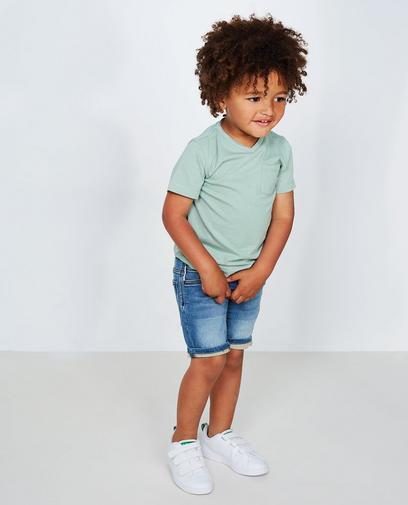 Slim fit jeansshort
